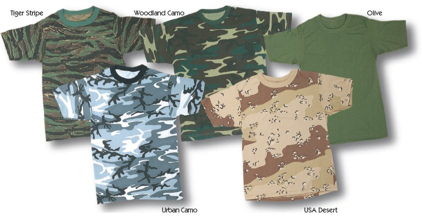 d8898cb7 U.S. Style Camo T-Shirts > Army Surplus > Military Surplus