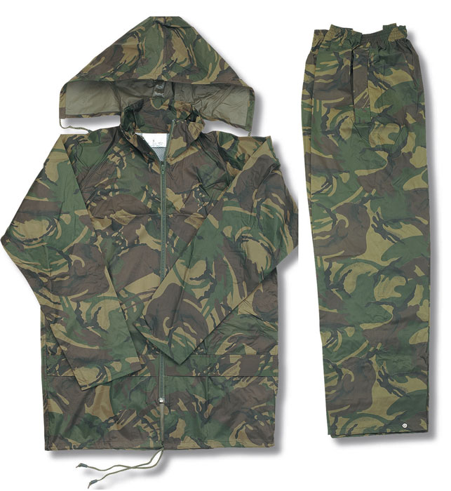 04869e68b5baf DMP Camo Waterproof Suit > Army Surplus > Military Surplus